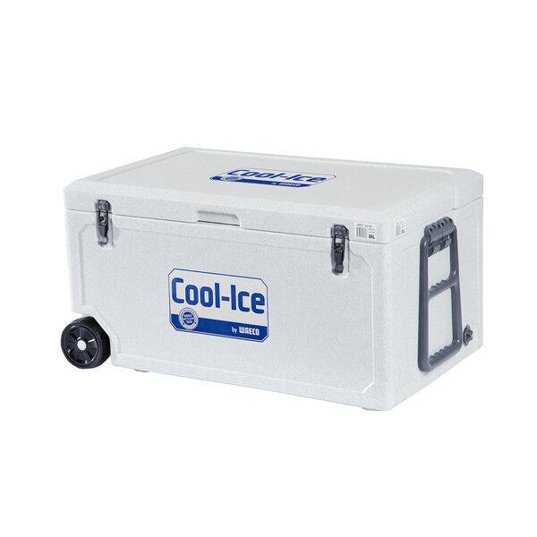 WAECO Cool Ice WCI-85W Passiv Kühlbox Kühltasche Rollen Räder 85l 85 Liter NEU