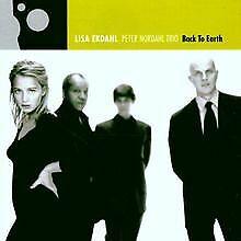 Back-to-Earth-von-Ekdahl-Lisa-CD-Zustand-gut