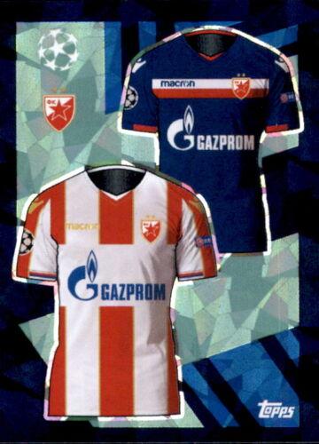 Trikots Sticker 562 Topps Champions League 18//19