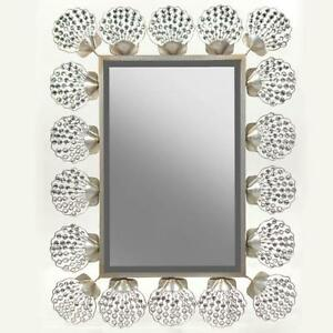 Details About Decorative Wall Mirror Crystal Decor