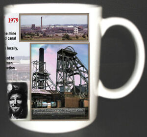 WALTON-COLLIERY-COAL-MINE-MUG-LIMITED-EDITION-GIFT-MINERS-YORKSHIRE-PIT