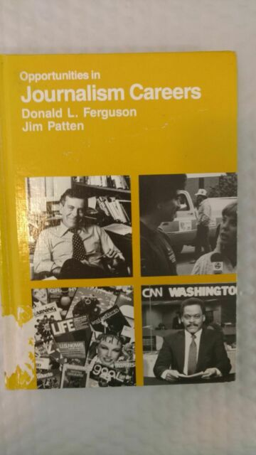 Journalism Careers, 1990 Ed, by Donald L. Ferguson (1989, Hardcover)