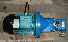 Brook Crompton Pump w Motor W-DA100LJD DE310887_Class F_Vickers V20 1P6P 1C 11