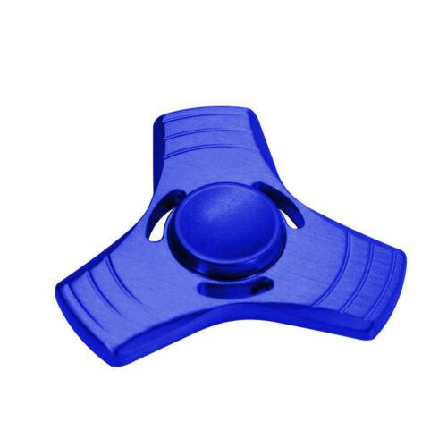 Fidget doigt Spinner main Focus SPIN aluminium EDC portant stress jouets Vendeur Britannique