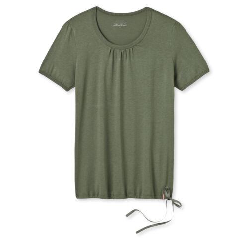 SCHIESSER Damen Mix /& Relax Shirt T-Shirt Gr 38-46 M-3XL Schlafshirt NEU