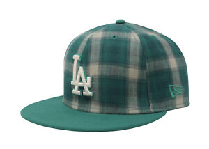 separation shoes 0e80b 9c886 Image is loading New-Era-59Fifty-Cap-MLB-Los-Angeles-Dodgers-