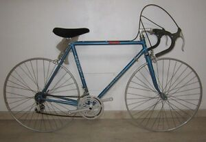 Dettagli Su Bici Bicicletta Jacque Anquetil Da Corsa Vintage