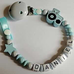 PERSONALISED WOODEN DUMMY CLIP CHAIN HOLDER