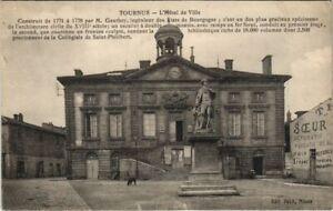 CPA TOURNUS - L'Hotel de Ville (121822)