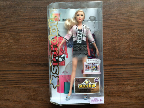 Listing #1 Barbie Stardoll Mattel 2011