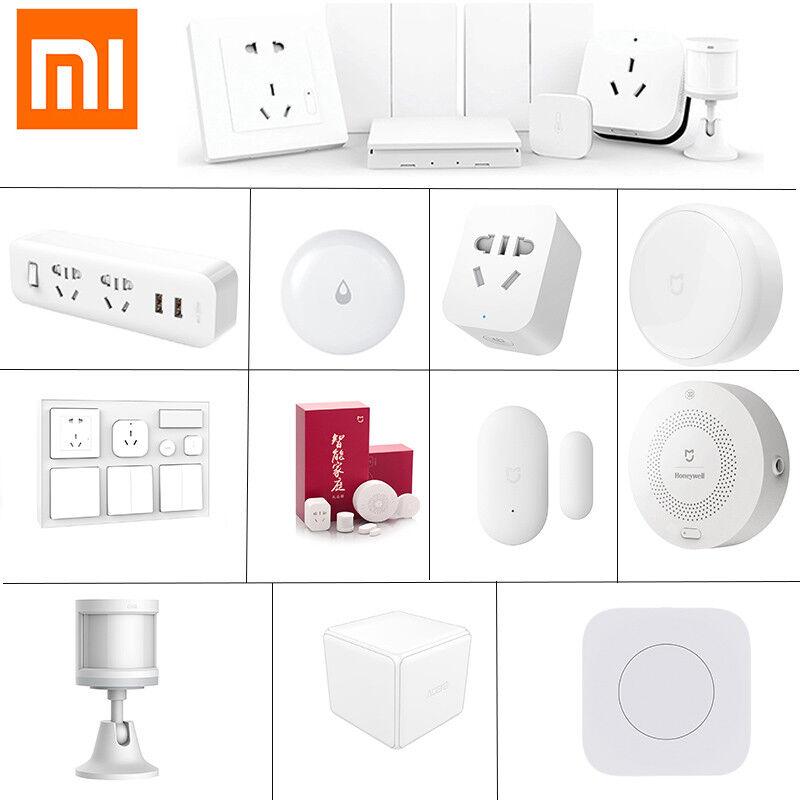 Original Xiaomi mijia casa inteligente conmutador inteligente inalámbrico de puerta de enlace Sensor Táctil Lote