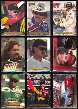 1993 ACTION PACKED NASCAR RACING COMPLETE 84 RACE CARDS SET NM PETTY JEFF GORDON