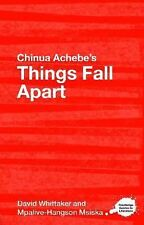 Chinua Achebe's Things Fall Apart: A Routledge Guide (Routledge Guides to