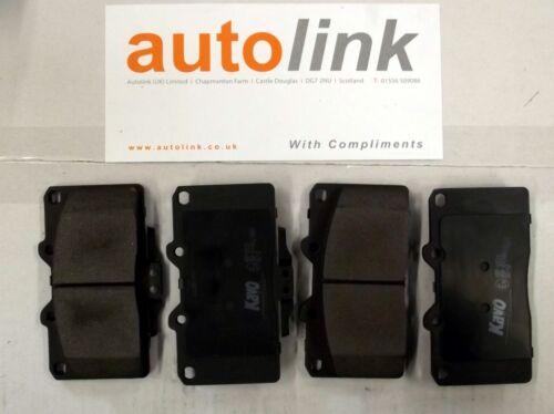 Front brake pads Mitsubishi GTO 4 pad set 3000GT twin turbo /& non-turbo