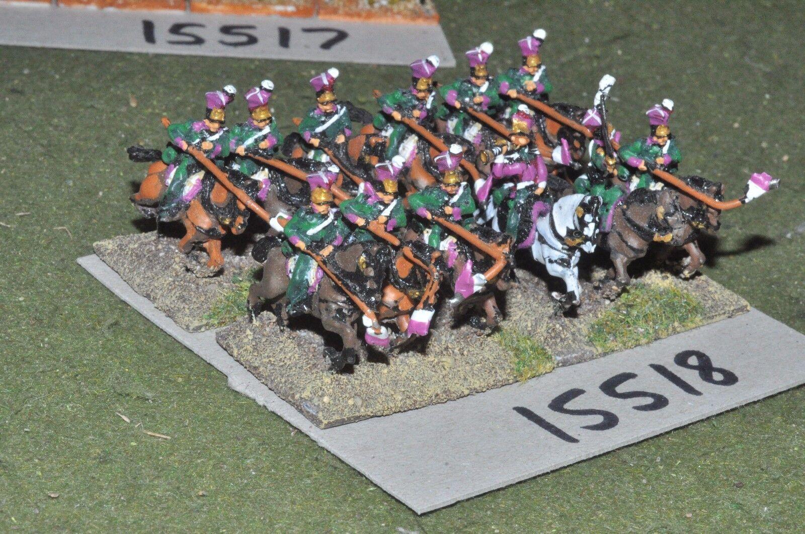 15 napoleonischen   berg - lanzen 12 kavallerie - cav (15518)