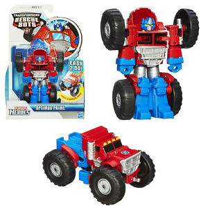 Transformers-Rescue-Bots-MONSTER-TRUCK-OPTIMUS-PRIME-Action-Figure-Hasbro