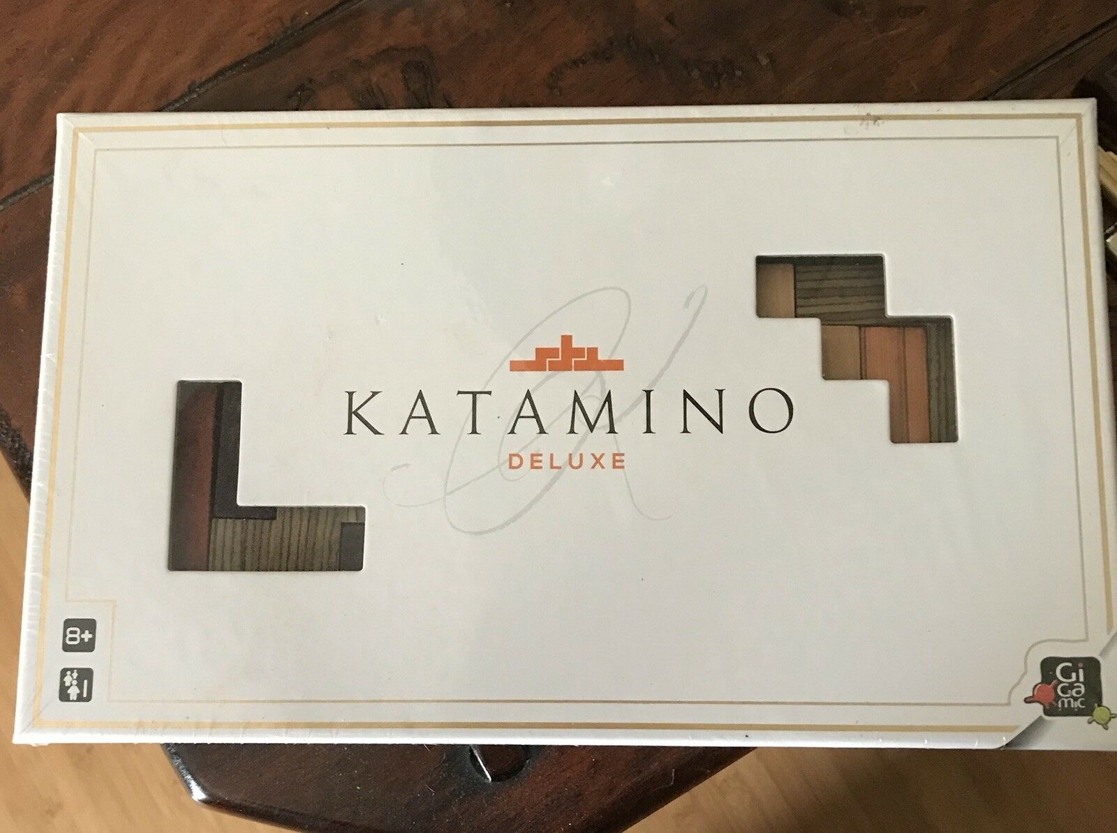 Katamino Deluxe Abstract Puzzle Game