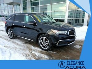 2018 Acura MDX Navi gps sh-awd FULL OPTION