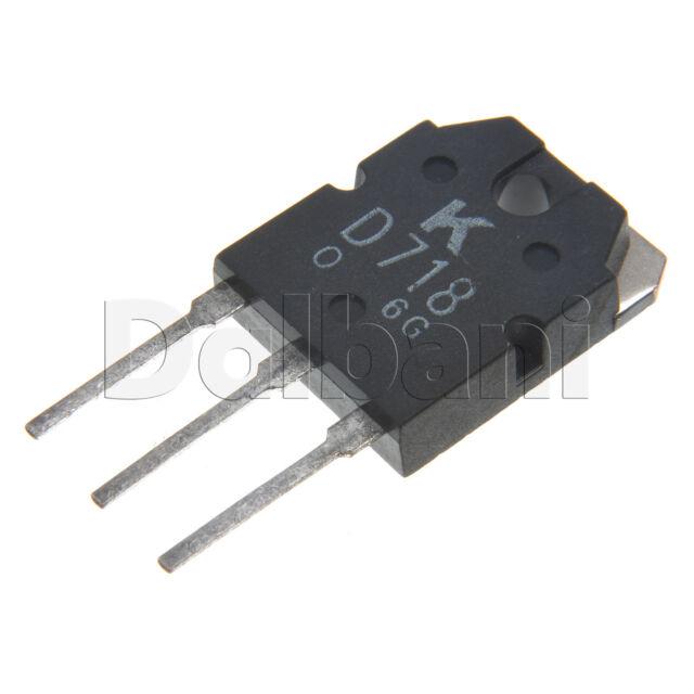 2sd718-o Original Toshiba Transistor D718-o