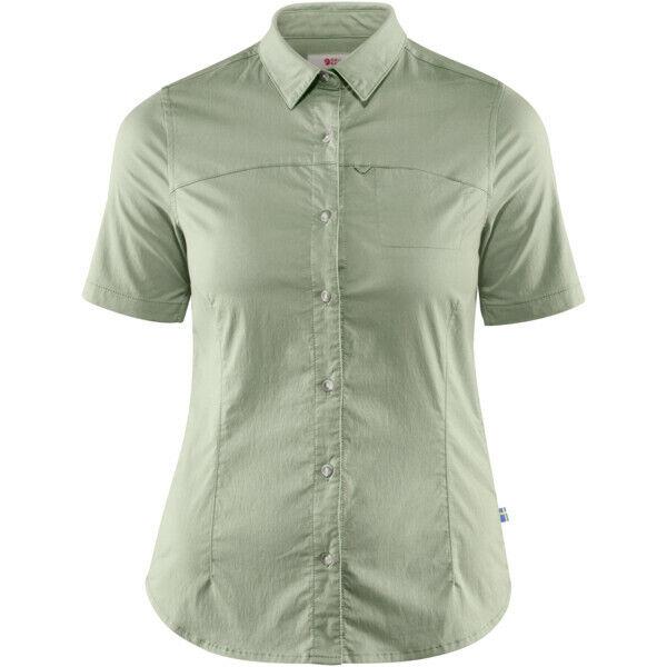 Fjallraven High Coast Stretch Shirt SS daSie - Größe S - Unworn Salesman Sample