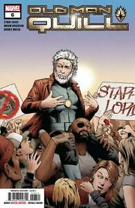 Old-Man-Quill-6-Christopher-Main-Marvel-Comic-1st-Print-2019-Unread-NM