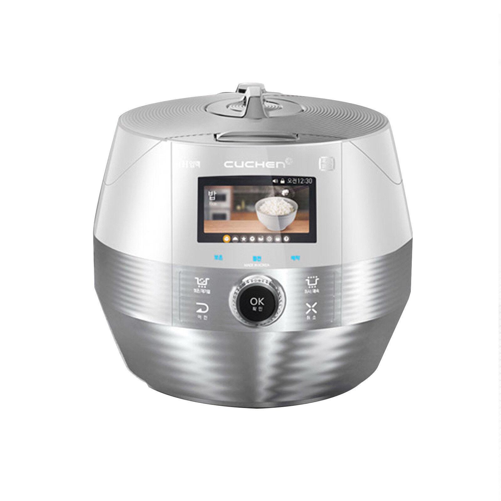 Lihom CUCHEN CJH-PC1003ICT TROY Electric Pressure Cooker Steamer 5L  blanc