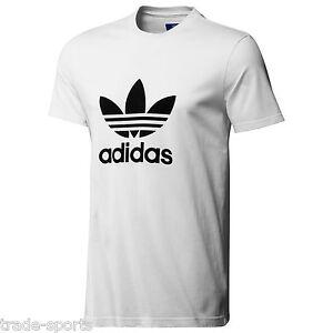 adidas uomo t shirt bianca