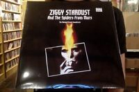 Ziggy Stardust & The Spiders From Mars Motion Picture Soundtrack 2xlp Vinyl