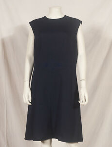 Annees-60-francais-Robe-Vintage-UK-16-18