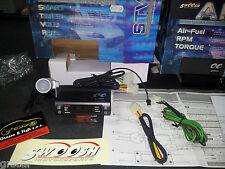 Manometro Strumento Contagiri Digitale RPM Voltometro Smart Timer Stop engine