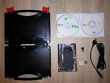 VAS 5054A + OKI Span Voll Chip ODIS v3-v2 Diagnosegerät OBDII Scanner Bluetooth
