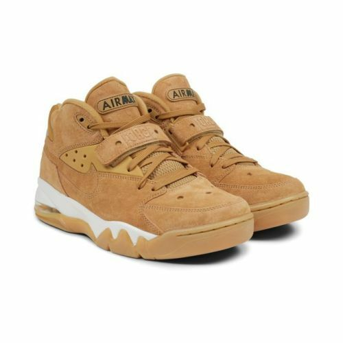 Nike Air Force Max Premium PRM Mens Size 8 Shoes Flax Barkley Wheat 315065 200