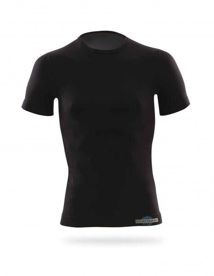 T-shirt  Herren FIR Beausan®  INFRAROT girocollo taglia S/M -38226-