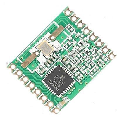 1PCS RFM69HW 433Mhz +RFM12B HopeRF Wireless Transceiver (RFM69HW-433S2) NEW  | eBay