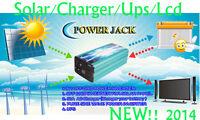 4 IN 1 3000W,5000W,6000W,8000W LF Pure Sine Wave Power Inverter 12V,24V,48V DC