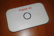 USED Airtel Unlocked Huawei E5573 Wireless Router Modem 4G 3G MiFi WiFi Hotspot