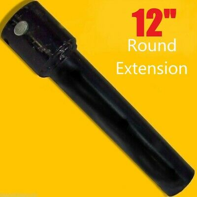 """Fits 2 9//16/"""" Auger Bits,Fixed Length,USA 12/"""" Auger Bit Extension for Skid Steer"""