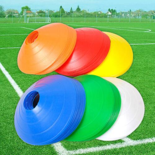 10x football rugby sport Cross Training espace marqueur cône de soccer soucoupe