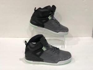 half off 1252d ee14e Image is loading Nike-Jordan-Spizike-GG-Black-Mint-Foam-Dark-