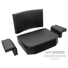 New Seat Black Fits John Deere Crawler Dozer 420 430 440 1010 2010