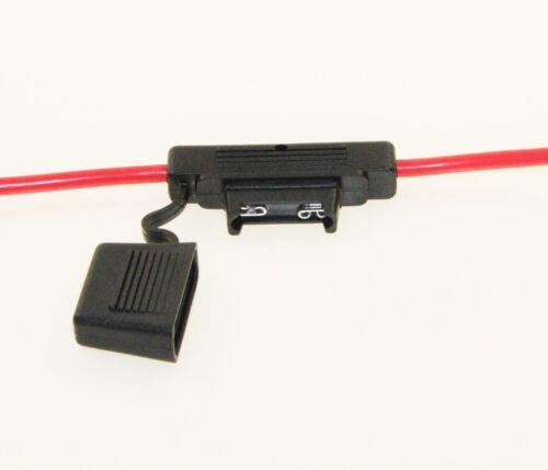 Sicherungshalter f Maxiflachsicherungen Sicherung Kfz Pkw 10mm²  20-60 A maxi