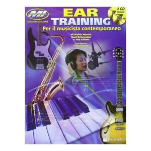 9788863880748-Ear-training-Per-il-musicista-contemporaneo-Con-CD-Audio-di-Ke