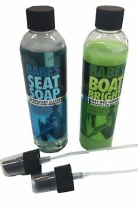 Babe's Bateau Kit D'entretien Cadeau Inclus (1) 8 Ozboat Brillant Cire & (1)