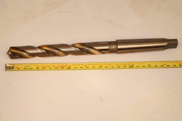 """HSS 13//16/"""" MT3 Taper Shank Drill"""