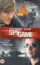 Spy Game - Robert Redford, Brad Pitt, Catherine McCormack - VHS Video Tape, 15