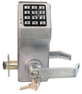 Alarm Lock Dl2700 Wp Digital Lock Schlage C Key N I B Ebay
