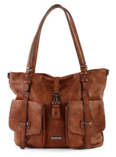 Tamaris Bag Tamaris Cognac Bag Bernadette Bernadette Cognac Shopping Shopping Tamaris Bernadette Shopping qZAwRpIU