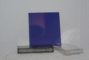 Filtre Cokin Systeme A, A 021  Bleu 80B