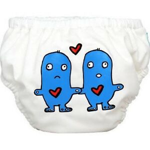 NWT-Charlie-Banana-Organic-Cotton-Unisex-Training-Pants