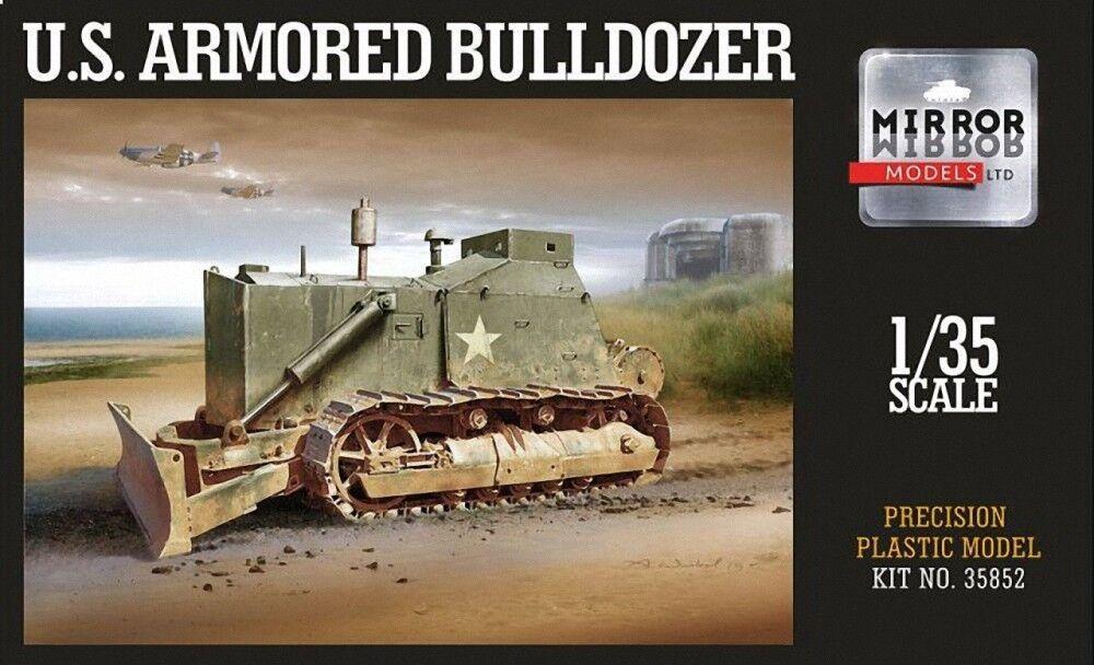 Mirror Models 1/35 D7 US Army Armato Bulldozer #35852